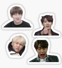 BTS Meme Set 2 Sticker