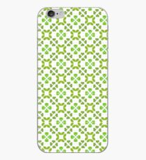 All Irish, Green Is for Luck iPhone Case