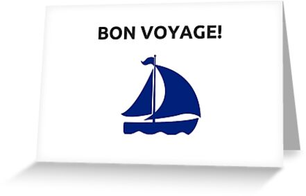 Bon voyage by IdeasForArtists