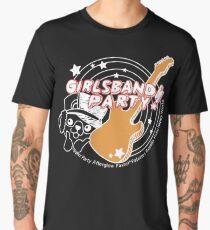 BanGDream Girl's Band Party White Logo Men's Premium T-Shirt