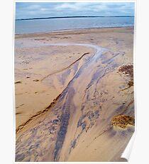 Sand Art Poster
