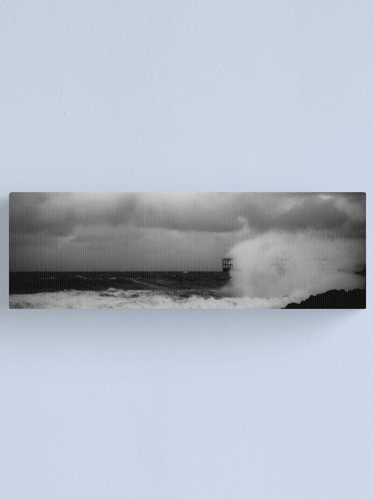 Alternate view of Jetty? What jetty? Canvas Print