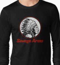 Savage Arms Long Sleeve T-Shirt