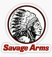 Savage Arms Sticker