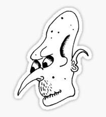 Honker Sticker