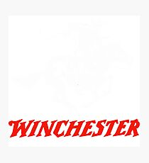 Winchester Photographic Print