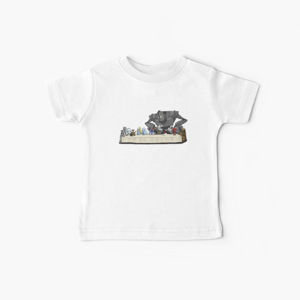 Robots Don't Need to Eat Baby T-Shirt