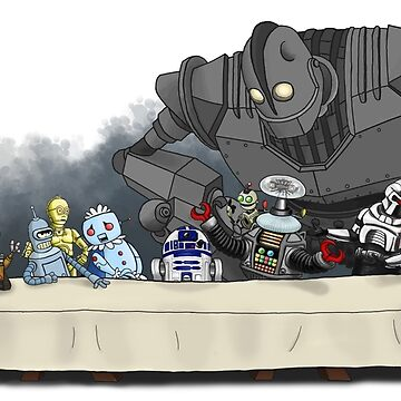 Robots Don't Need to Eat by jorion