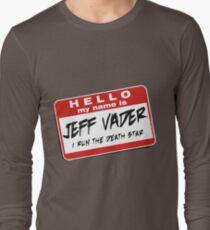 I'm Jeff Vader T-shirt T-Shirt