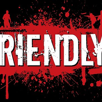Friendly? by TalkWithDesign