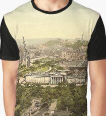 Dent Du Midi  Graphic T-Shirt