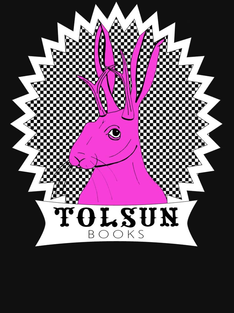Ska Jackalope Tolsun Logo by TolsunBooks