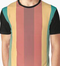 Summer Vertical Harmonies Graphic T-Shirt