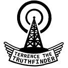 Elder Hollow: Terrence the Truthfinder Logo by lithmage