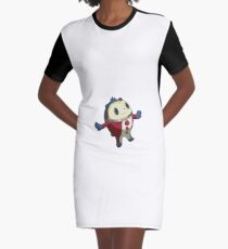 Persona 4 Arena - Teddie Graphic T-Shirt Dress