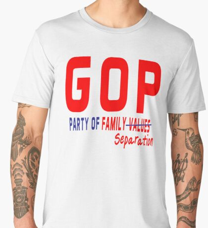 GOP Party of Family Separation Men's Premium T-Shirt
