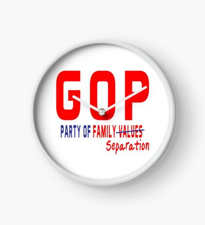 GOP Party of Family Separation Clock