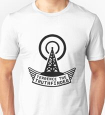 Elder Hollow: Terrence the Truthfinder Logo Unisex T-Shirt