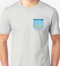 Pocket Goldfish Unisex T-Shirt