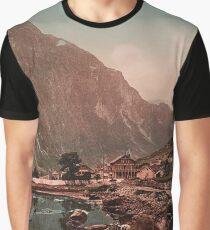 8554. Pegli Graphic T-Shirt