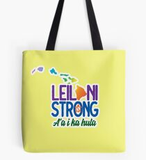 Leilani Strong - Dare To Dance Tote Bag