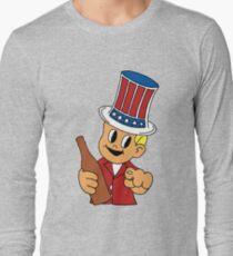 Anchorman - Milk was a bad choice Long Sleeve T-Shirt