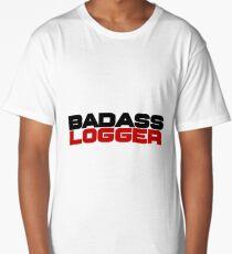 BADASS LOGGER Long T-Shirt
