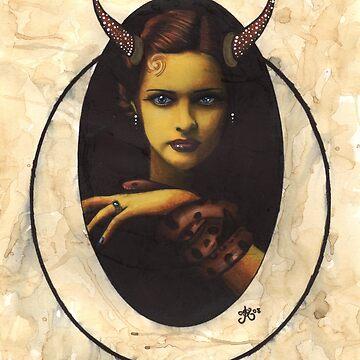 Demonia by AudreyAngel
