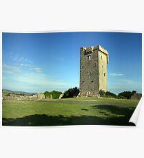 Muckinish castle Poster