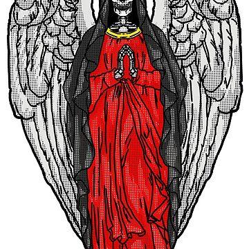 Santa Muerte by rosiojh