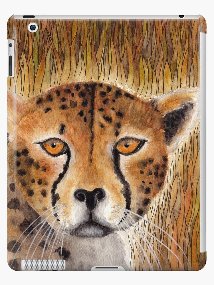 Cheetah by ZoeSotetArt