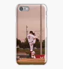 Giants Pitcher Barry Zito - Triple A Rehab iPhone Case/Skin