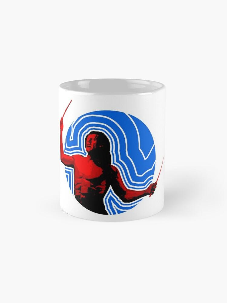 Alternate view of DRUMMER Soundwave Figure Mug
