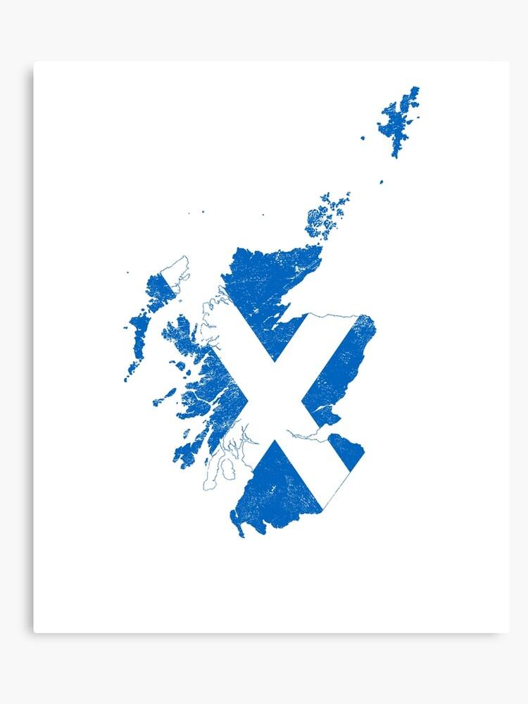 Scotland Flag map tshirt distressed vintage   Canvas Print on scotland x france, scotland map outline, island of islay scotland map, scotland map google, scotland county map, scotland shortbread recipe, scotland beach, scotland name map, scotland community, scotland on map, scotland map large, scotland lion, scotland travel map, silhouette scotland map, scotland football map, scotland tattoo, scotland road map,