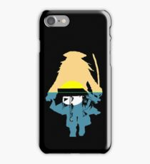Up Is Down iPhone Case/Skin