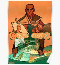 DETROIT: Mensch werden Markus Poster Poster