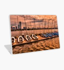 Charles River, Boston MA, USA Laptop Skin