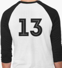 No. 13 - World Cup 2018 Baseball ¾ Sleeve T-Shirt