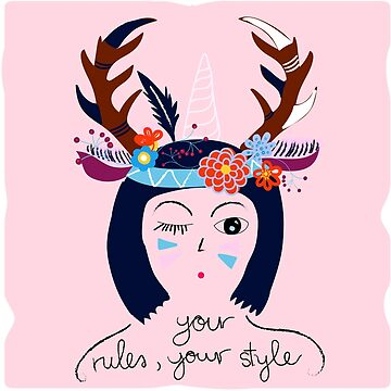 Your Rules Your Style by Jime-Creates