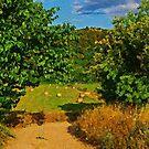 Bucolic Paradise by Andrea Mazzocchetti