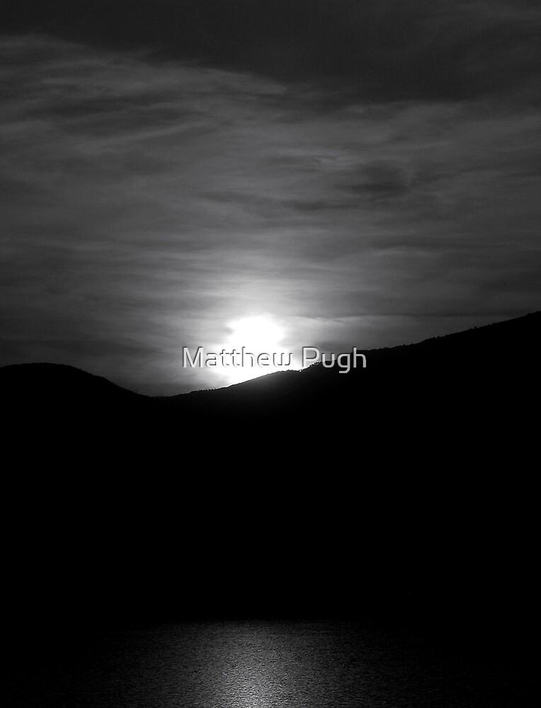 Black Sunset by Matthew Pugh