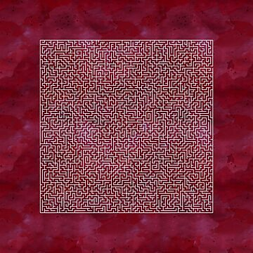 Amazing Maze art by quokkacreative