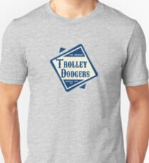 Throwback to the old Trolley Dodgers! T-Shirt