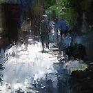 the light lies down by Nikolay Semyonov