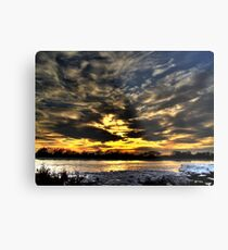 atmosphere Metal Print