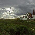Nova Scotia Church by milton ginos