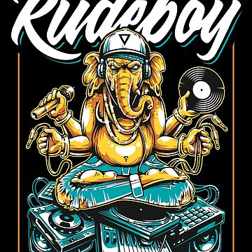 Jungle Rudeboy by Vecster