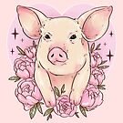 Piggy Love by nevhada