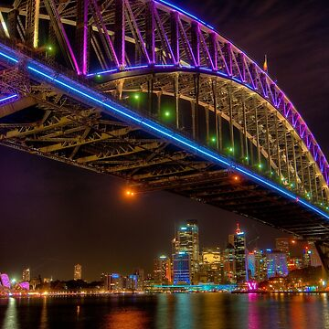 Vivid Bridge by eschlogl