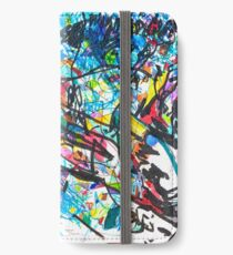 Mercy 001 - Psychedelic Art iPhone Wallet/Case/Skin